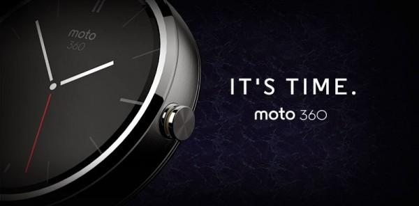 Motorola Moto 360 comienza a recibir Android 5.1.1 Lollipop