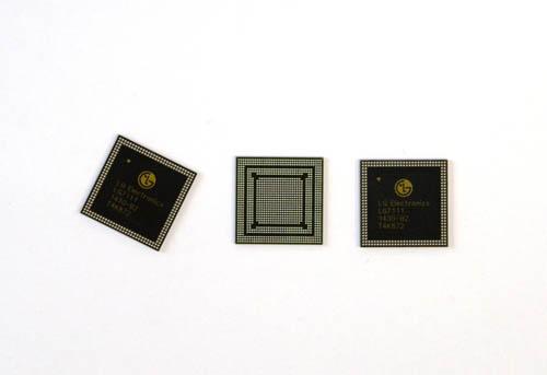 NUCLUN, el primer procesador propio de LG con el LG G3 Screen
