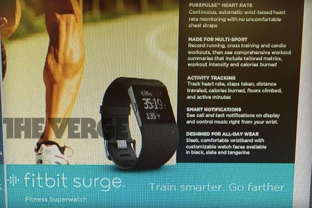 """Fitbit amenaza con volver con un """"superwatch"""""""