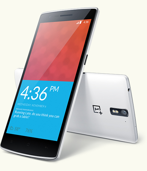OnePlus One disponible sin necesidad de invitación por Black Friday