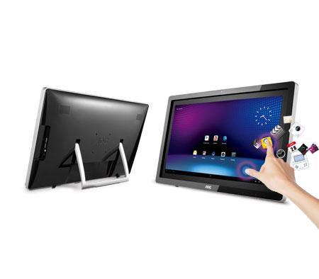 Analizamos el AOC A2472PW4T, monitor y tablet en un mismo dispositivo