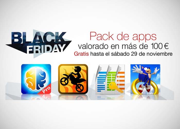 Black Friday en Amazon, 100 € gratis en aplicaciones y juegos