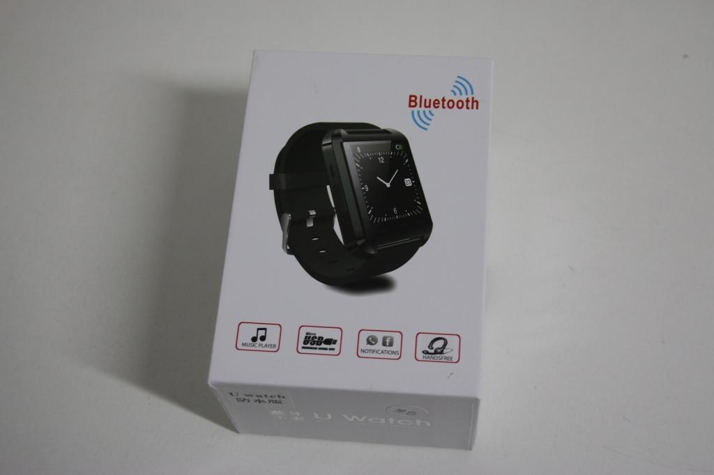 Analizamos el U Watch U8, un smartwatch low cost