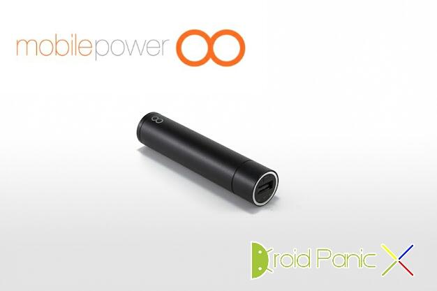 """[ACCESORIO] MP-Corvus, energía por un """"tubo"""" de la mano de mobilepower"""