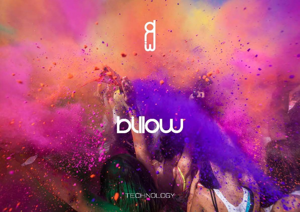 Bienvenidos Billow Technology, una nueva marca con productos muy interesantes