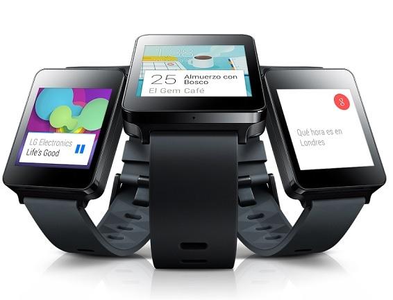 """Google piensa en nosotros para Navidad y """"regala"""" el LG G Watch"""