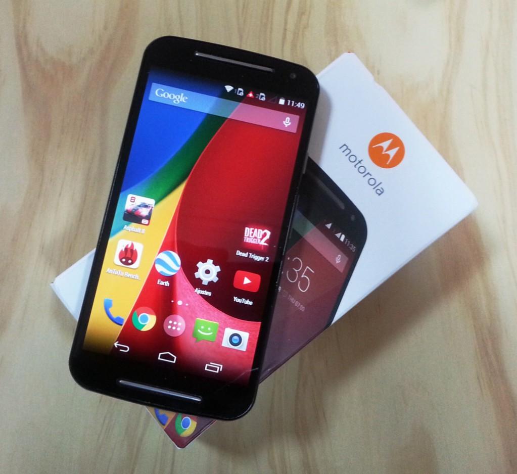 [SORTEO ANIVERSARIO] Sorteamos un Motorola Moto G 4G solo para vosotros