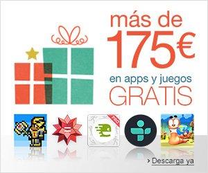 Amazon nos regala 175 euros en forma de aplicaciones