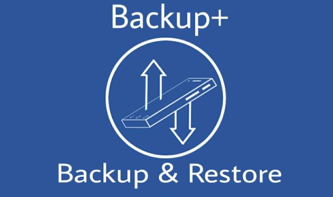Backup+, una nueva forma de guardar nuestras copias de seguridad