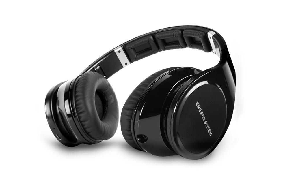 Energy Headphones BT9 Bluetooth para sentir nuestra música en 3D