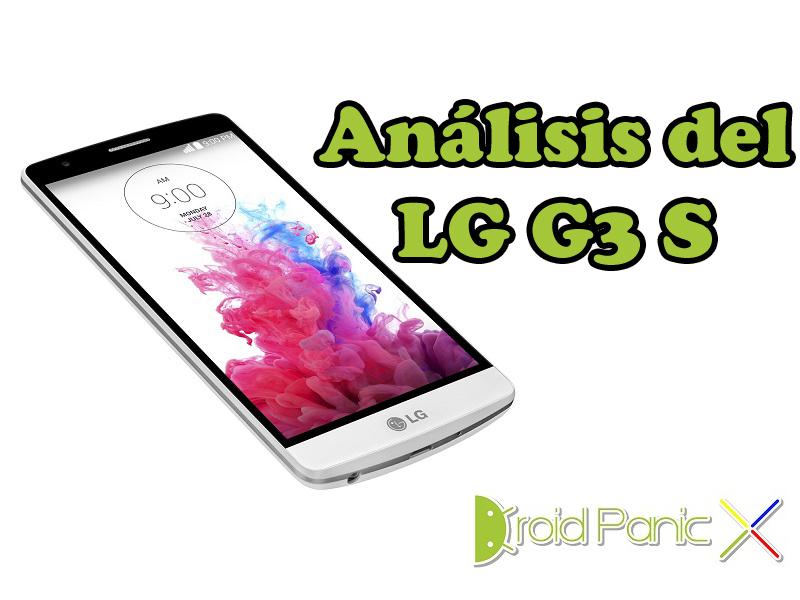 """Análisis del """"pequeño"""" LG G3 S, un gama media diferente"""