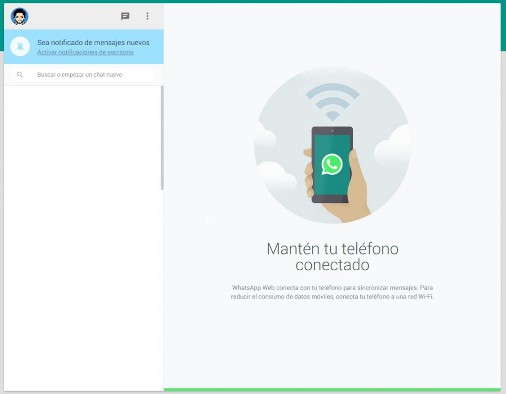 Tutorial WhatsApp en la tablet con WhatsApp Web