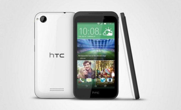 HTC presenta el nuevo HTC Desire 320, un gama básica con buenas prestaciones
