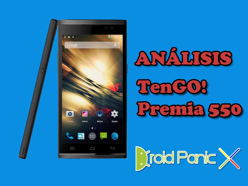 Análisis con sorteo del TenGO Premia 550, porque el tamaño también importa