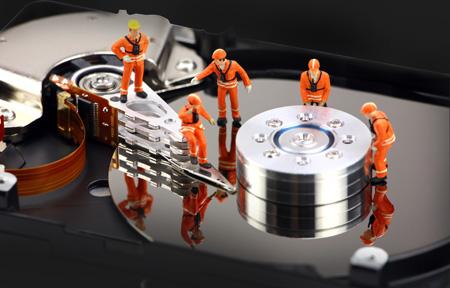 ¿Qué hacer para recuperar datos de un almacenamiento dañado?