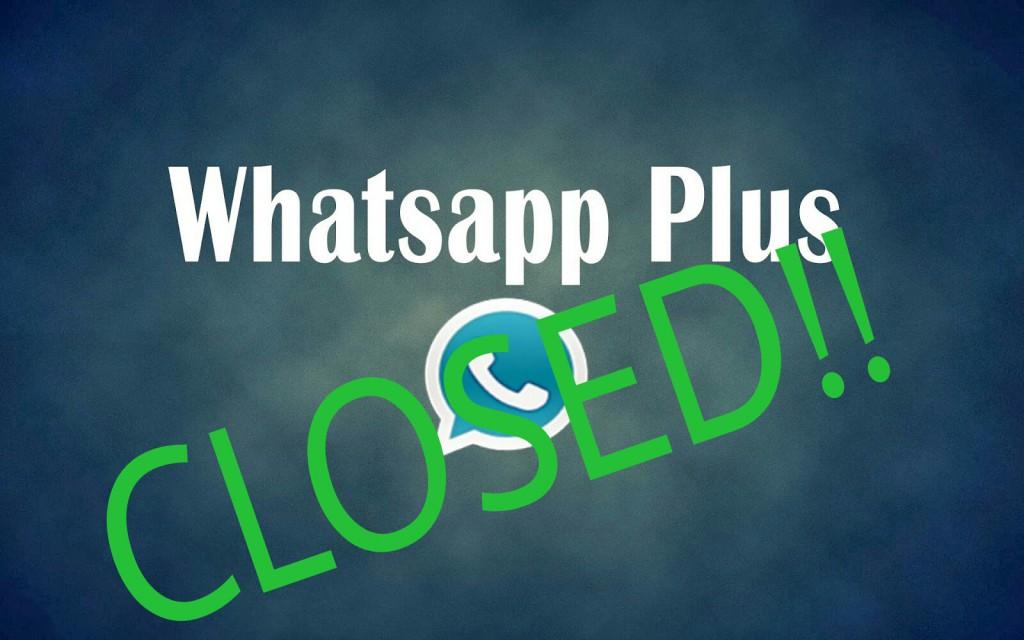 Whatsapp plus cesa su desarrollo a causa de los bloqueos a usuarios