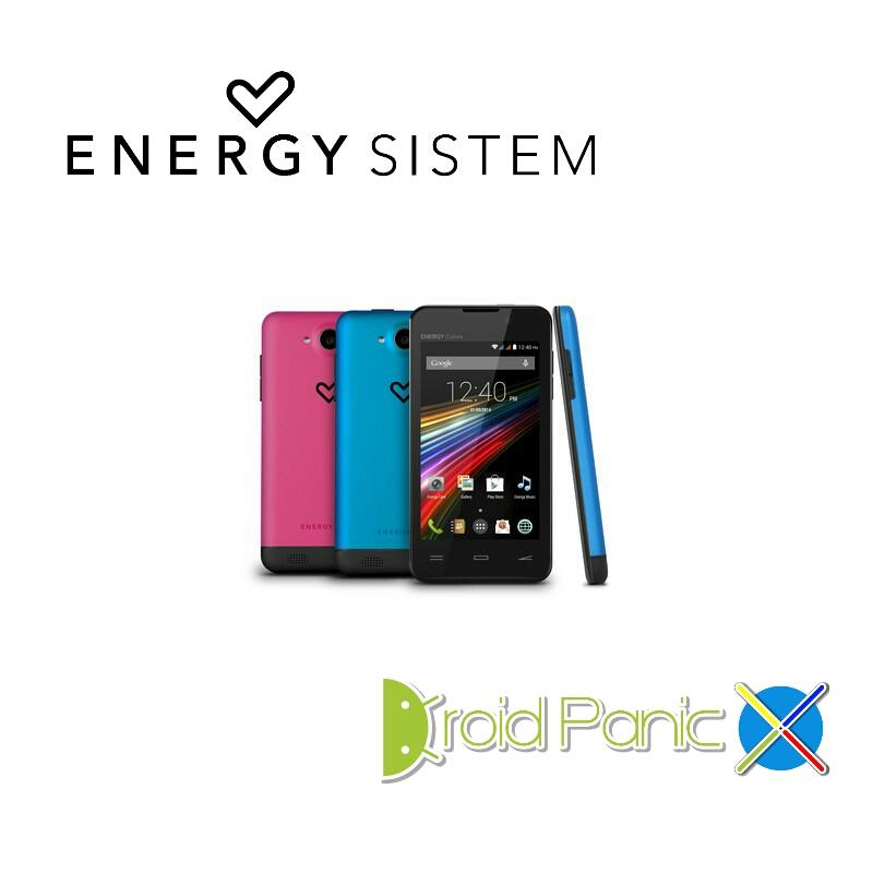 Energy Phone Colors, analizamos la apuesta de la española Energy Sistem para la gama de entrada