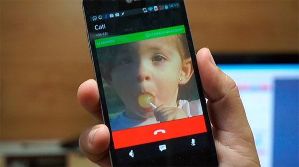 [BOMBAZO] Ya puedes realizar llamadas por Whatsapp, si eres usuario root