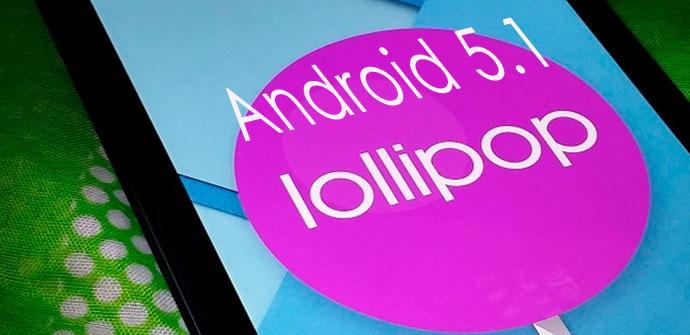 Android 5.1 Lollipop cazado en un Nexus 5 en Geekbench
