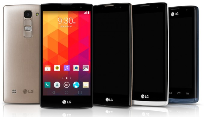 LG prepara sus armas de cara al Mobile World Congress