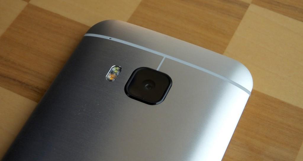 Instala la aplicación de cámara del HTC One M9