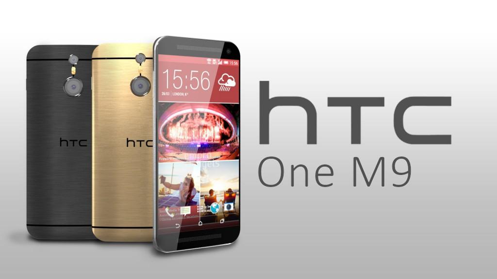 HTC Presenta oficialmente el HTC One M8, Perdón!! One M9