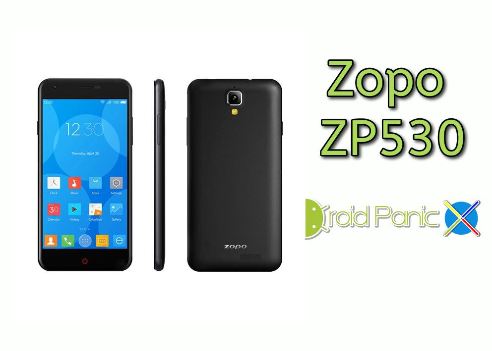 Impresionante Zopo ZP530 o Zopo Touch 4G pasa por nuestras pezuñas