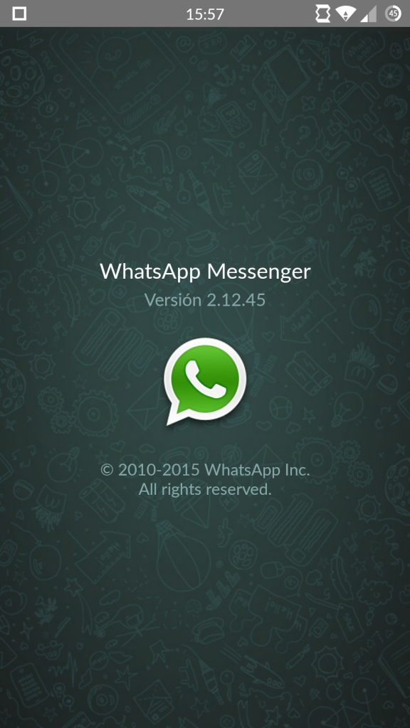 WhatsApp incorporará backups en Google Drive
