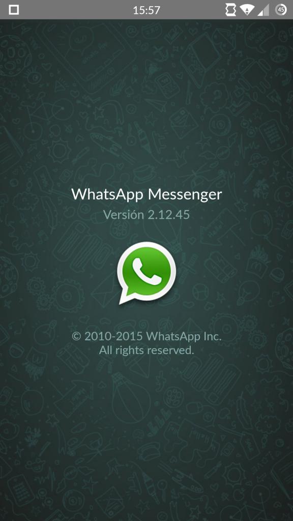 WhatsApp incorporará backups en Google Drive