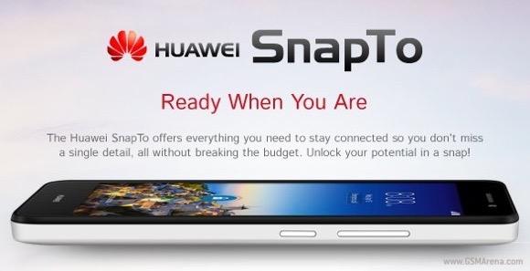 Huawei SnapTo ¡que tiemble la gama media de Android!