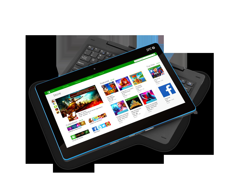 SPC Smartee Winbook 11.6, cuando no distinguimos la tablet de un portátil