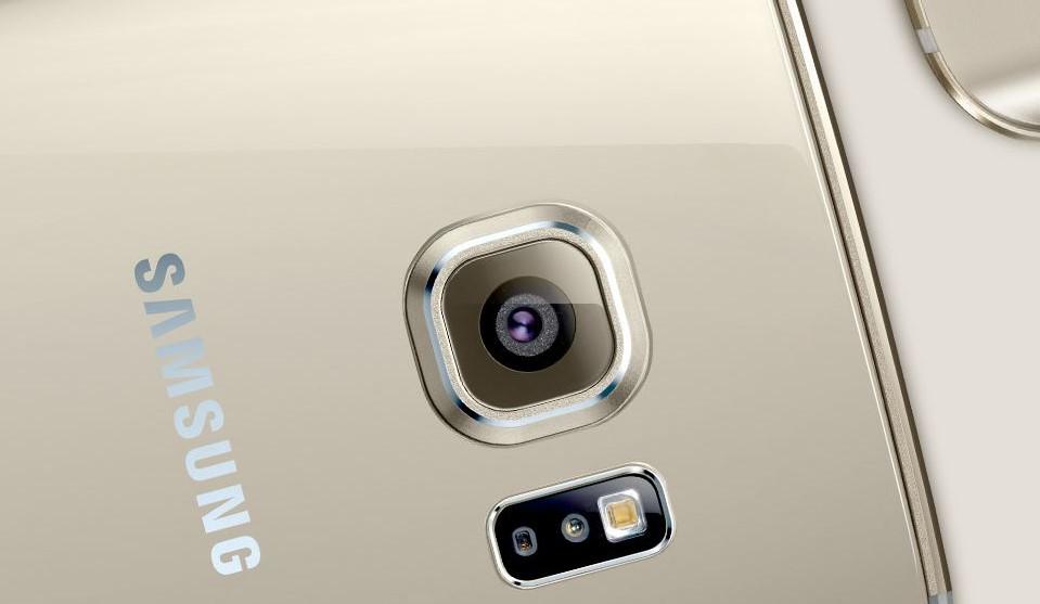Samsung Galaxy S6 y S6 Edge con dos sensores diferentes en la cámara trasera