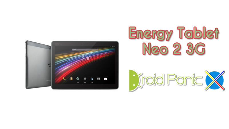 Energy Tablet 10.1 Neo 2 3G, la Energy Sistem más conectada