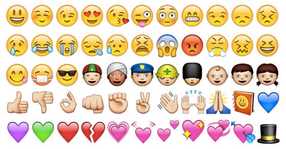 38 nuevos Emoji podremos disfrutar en un futuro