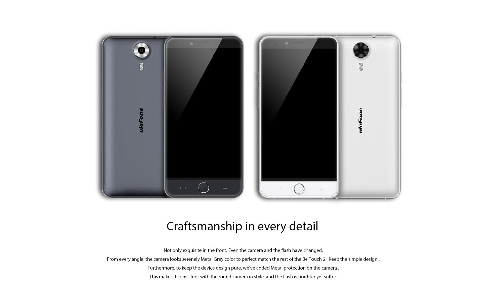 Ulefone Be Touch 2, consíguelo más barato