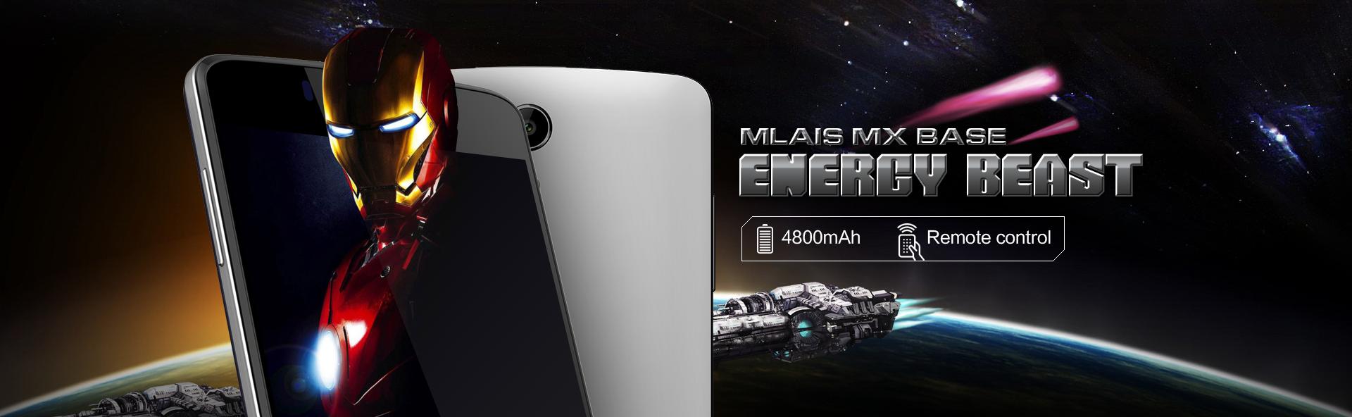 Mlais Mx Base: ¡pedazo batería interminable!