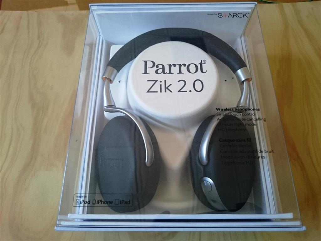 Análisis de los auriculares Parrot Zik 2.0 – Calidad y Diseño