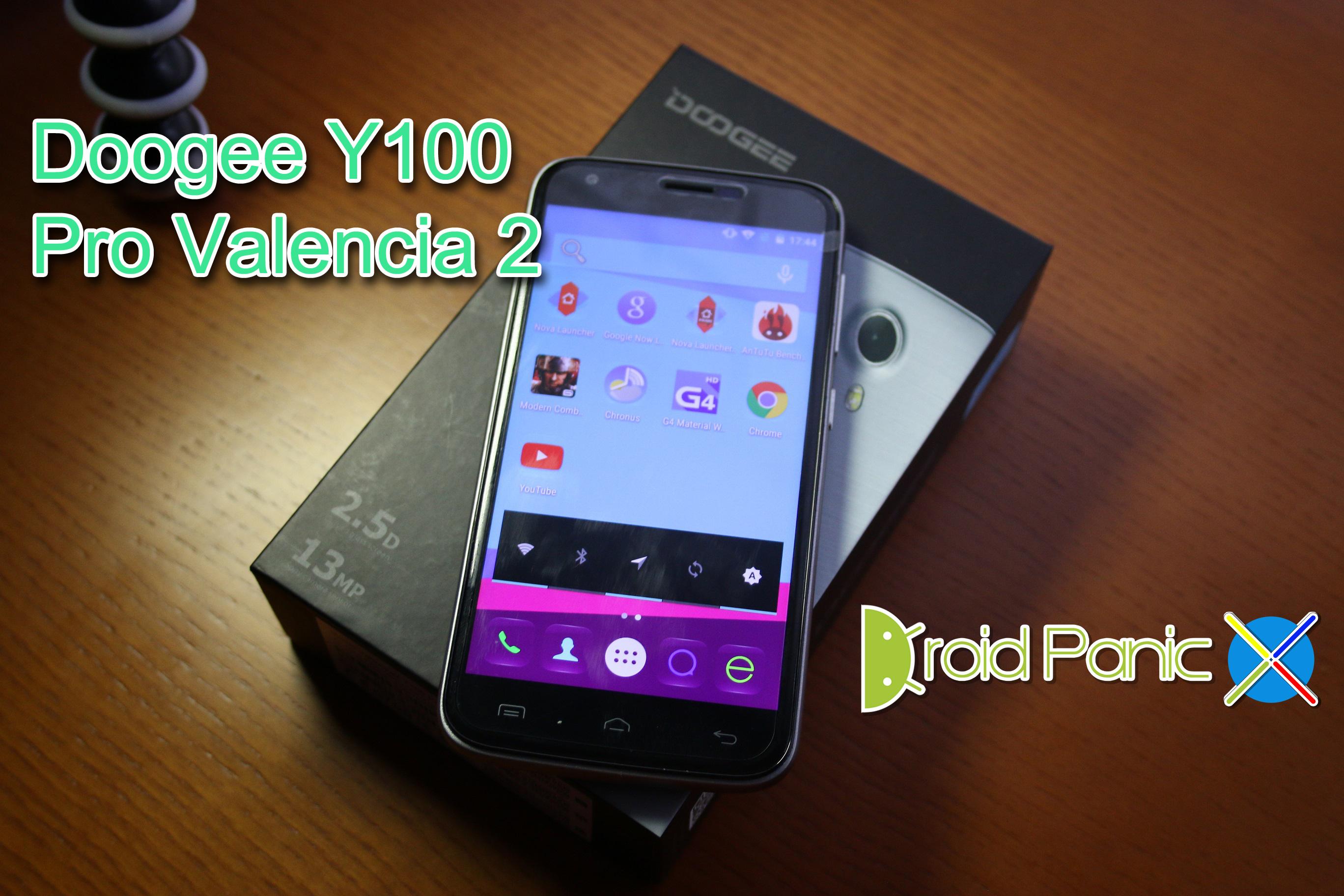 Doogee Y100 Pro Valencia 2, ¿en serio es un gama de entrada?