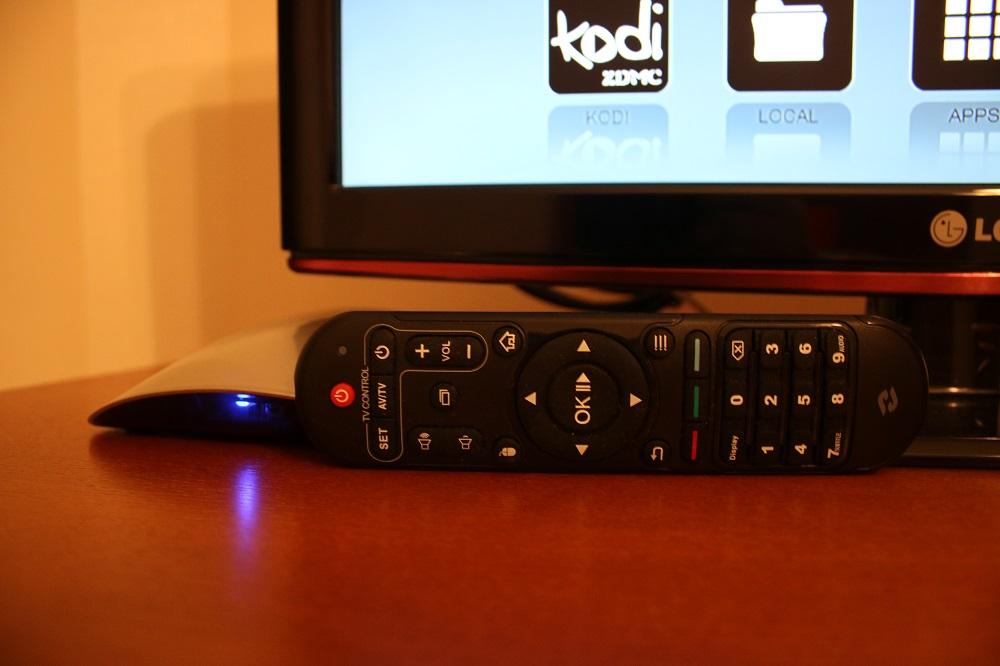 Análisis del Box TV de Android Zidoo X1