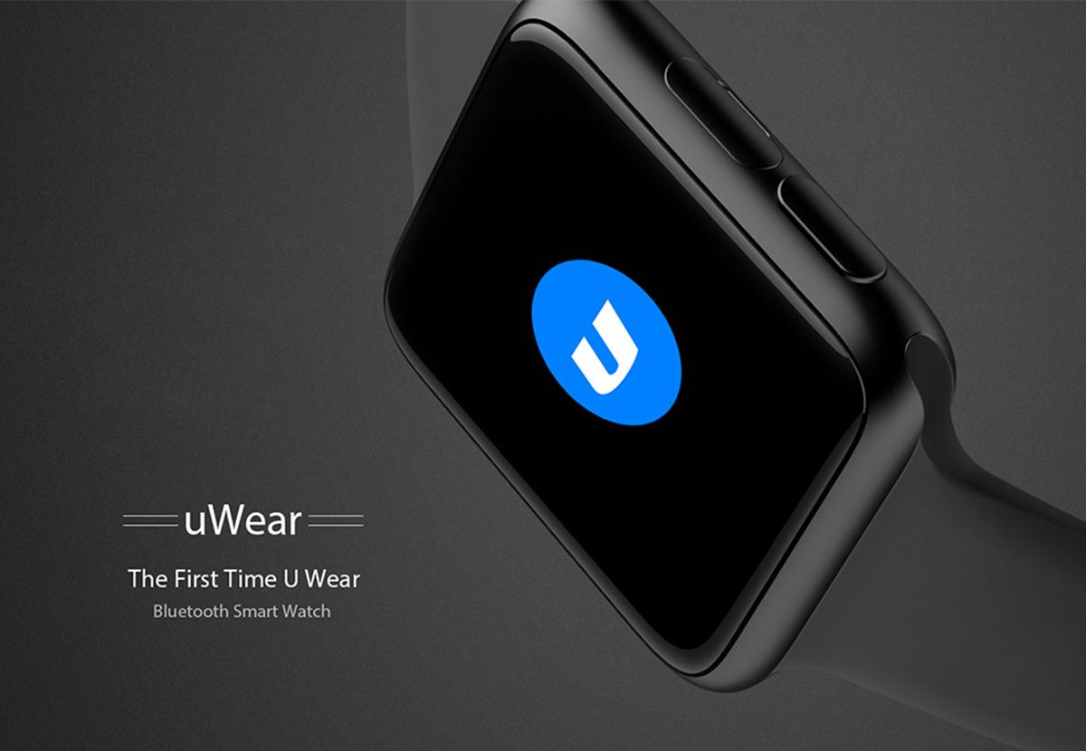 Ulefone uWear, comienza tu andadura con smartwatches