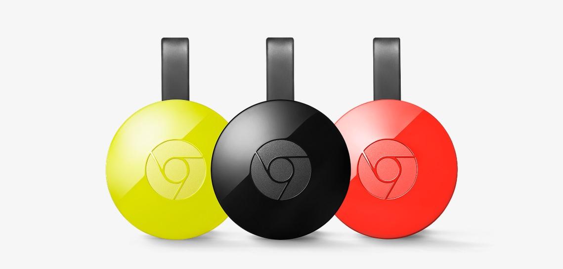 Chromecast y Chromecast Audio para disfrutar de nuestros contenidos en streaming