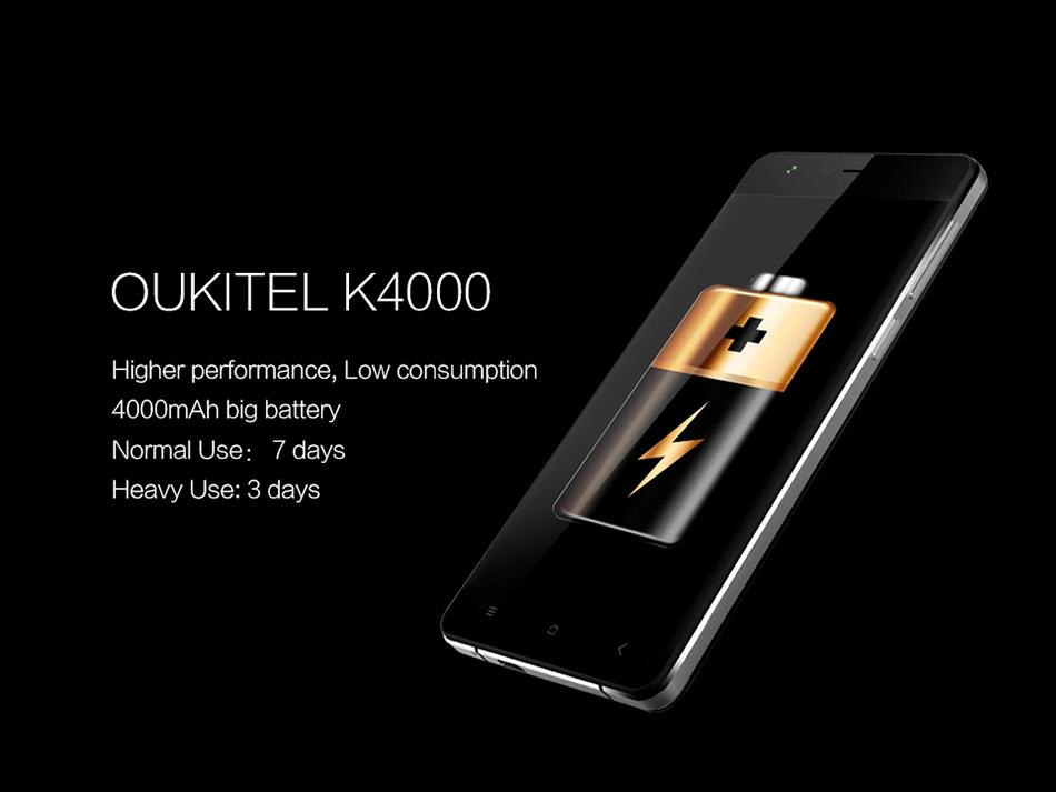 Oukitel K4000, el superman de los smartphones
