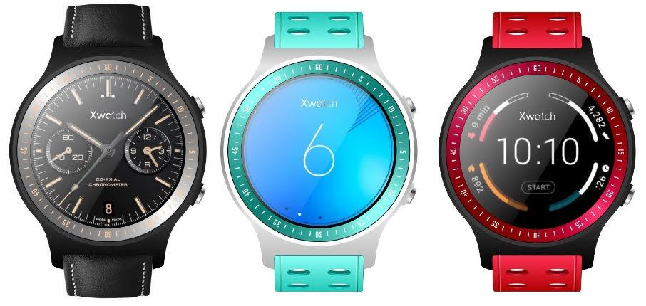 Bluboo Xwatch, smartwatch con Android Wear alternativa a las grandes marcas