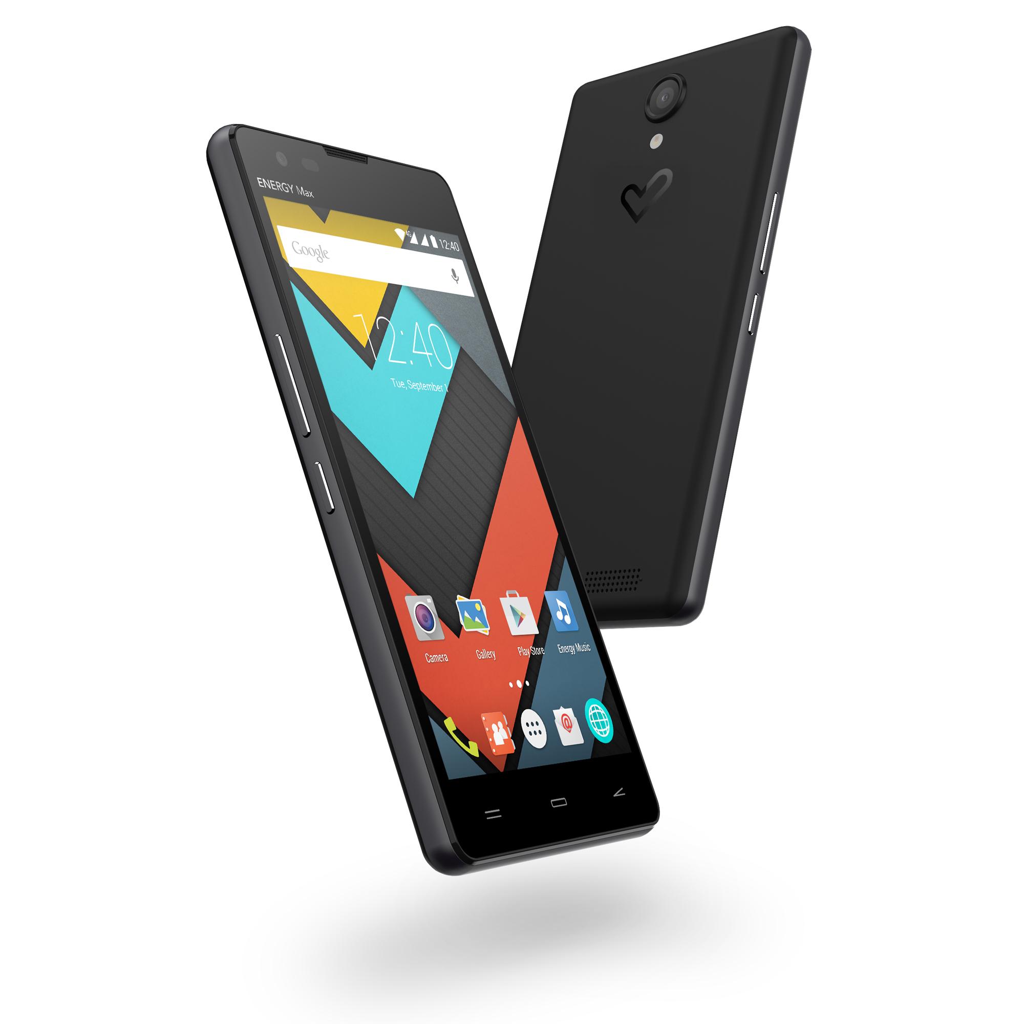 Energy Phone Max 4G, el mejor regalo para Navidad