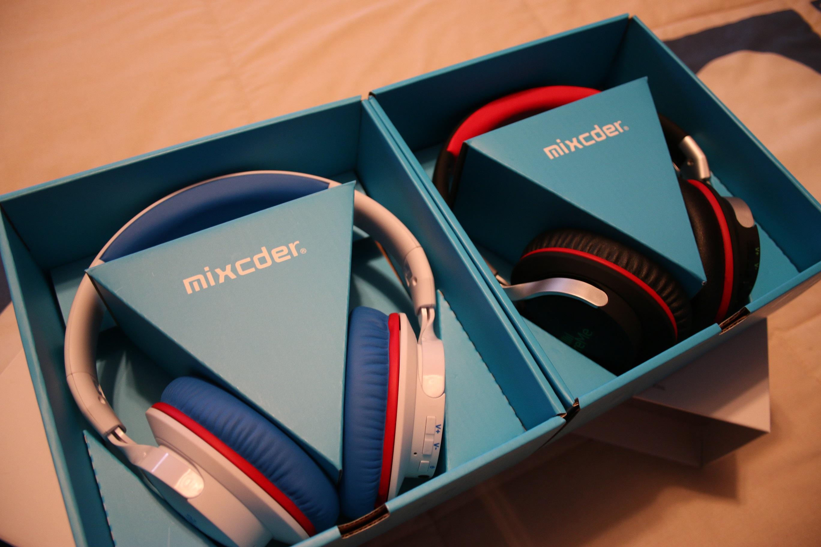 Ve con estilo con los cascos Mixcder ShareMe Wireless Bluetooth