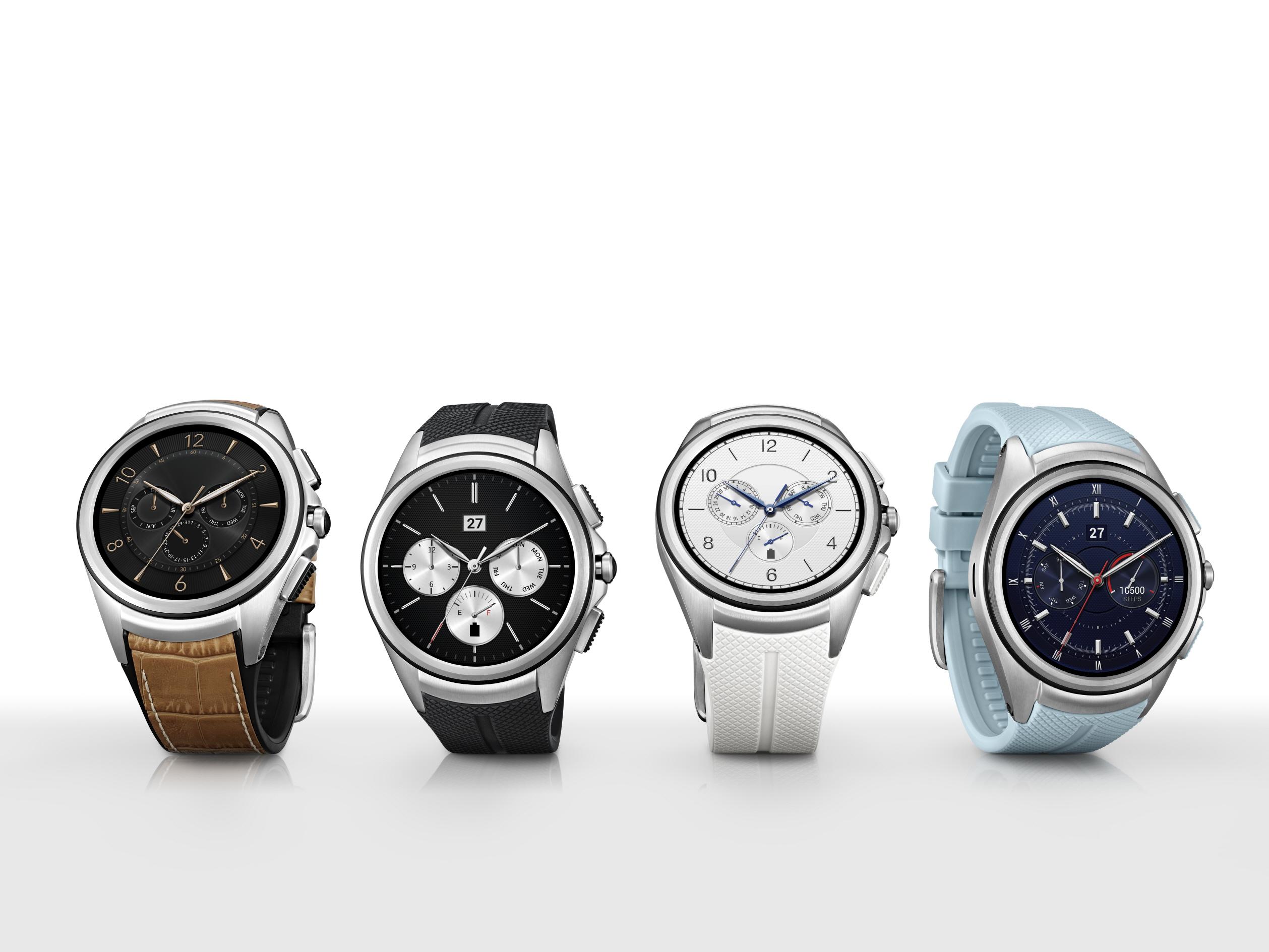 LG Watch Urbane 2, el primer Android Wear con conectividad 4G