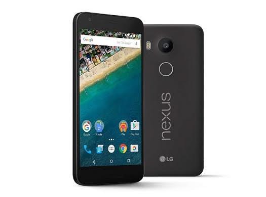 Nexus 5X, a disfrutarlo en España a partir del 9 de noviembre