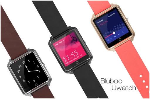 Bluboo Uwatch, un Android Wear super económico a la vista