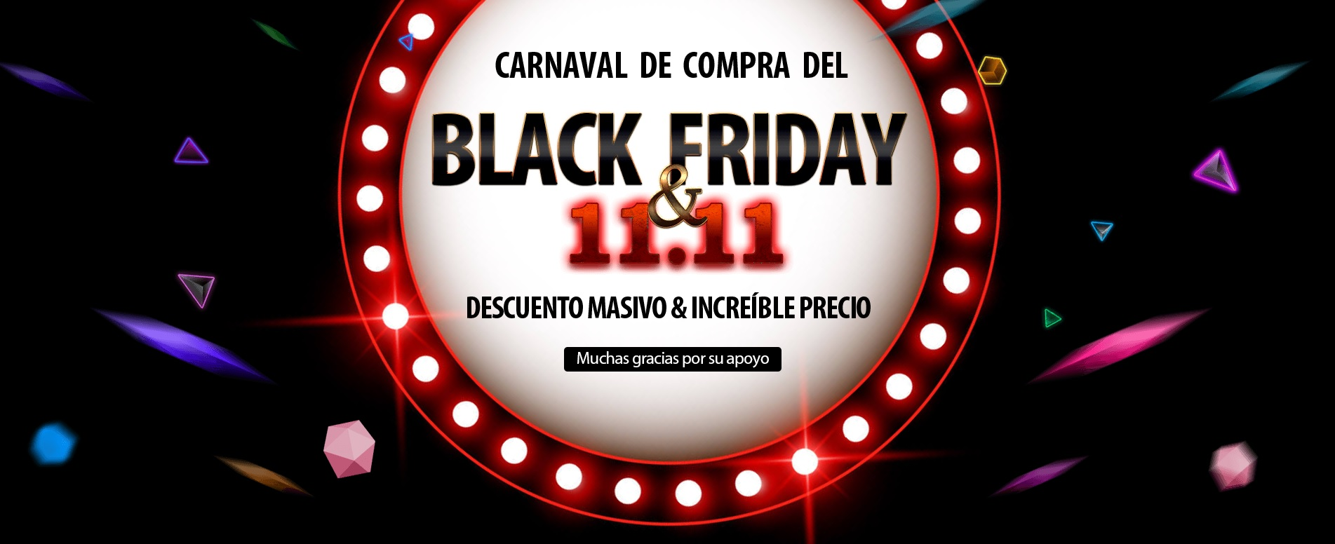 Descuentos increíbles en IGOGO por el 11.11 y Black Friday