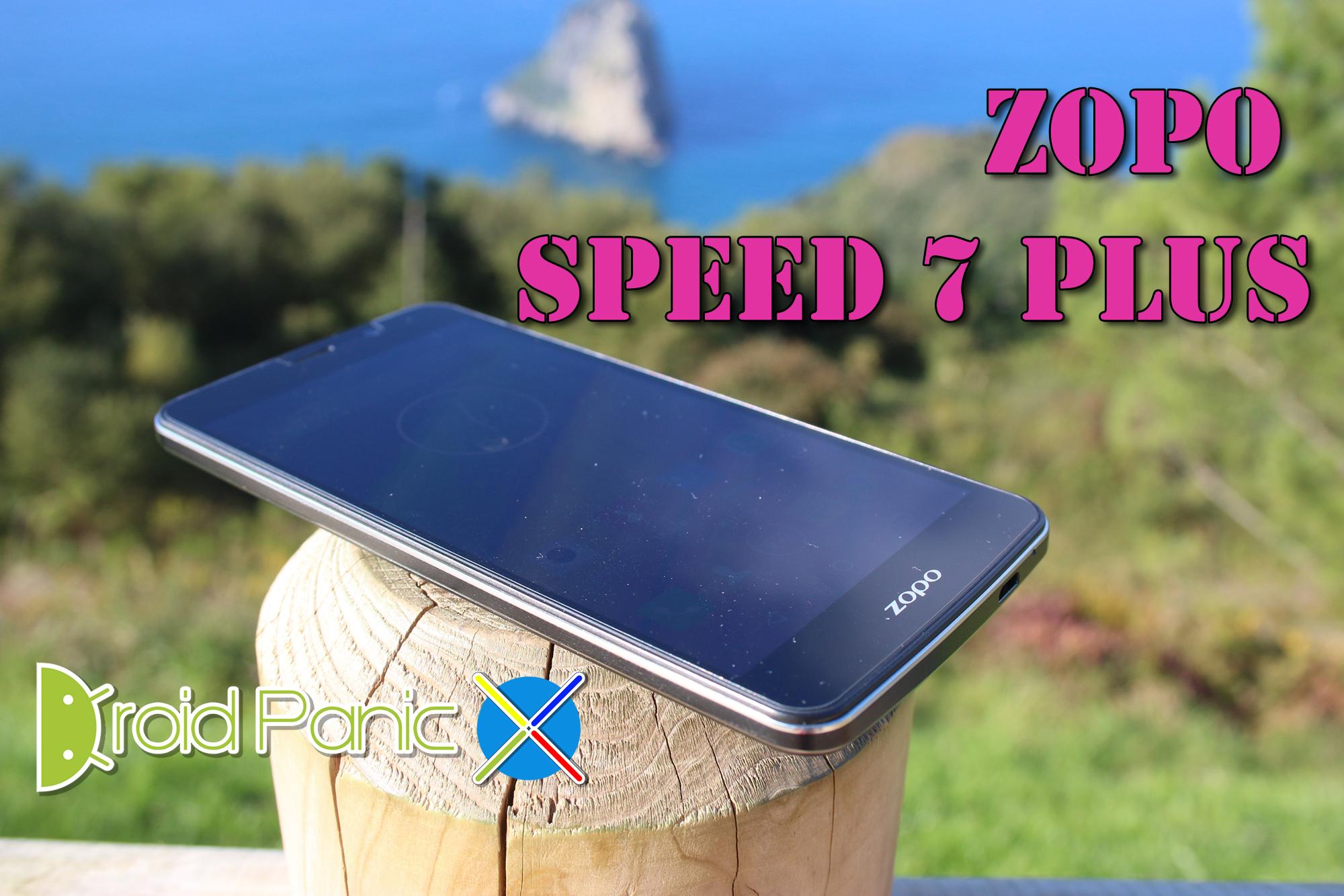 Zopo Speed 7 Plus, análisis en vídeo de un terminal de marca europeizada